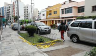 Magdalena: investigan intento de robo a vehículo de dueño de conocida cadena de pollerías