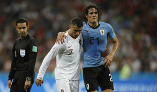 Francia vs Uruguay: Cavani aún es la duda del partido