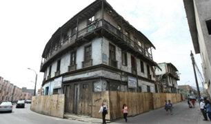 Centro de Lima: artistas serían desalojados de su local