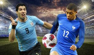 Mundial Rusia 2018: Uruguay y Francia abren hoy los cuartos de final