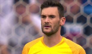 Uruguay vs Francia: El curioso (y desagradable) incidente de Hugo Lloris