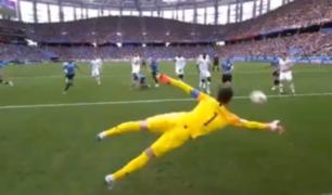 Uruguay vs Francia: La monumental atajada de Lloris que salvó a los 'Bleus' [VIDEO]