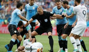 Uruguay vs Francia: La polémica jugada de Mbappé que enfureció a los charrúas [VIDEO]