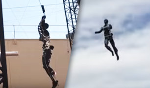 Disney crea robots para reemplazar a los dobles de acción