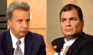 Ecuador: Lenín Moreno responde a insultos de Correa sobre su discapacidad