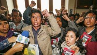 Descuentos a docentes que acataron huelga se aplicará en julio