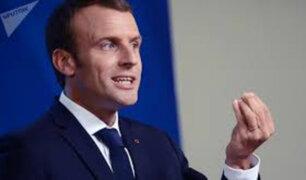 Francia: sexto día de paralizaciones contra las reformas de Macrón