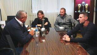 Asistentes de Sampaoli dejan selección argentina tras acuerdo con la AFA