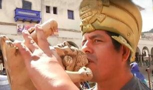 """Machu Picchu celebra diez años como """"maravilla del mundo"""""""