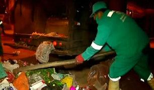 Conozca las duras situaciones que afrontan los recolectores de basura en Lima