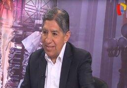 Avelino Guillén: Descoordinación de la Fiscalía hace que Odebrecht imponga su agenda