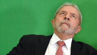 Brasil: seguirá preso, cancelan orden de libertad de expresidente Lula