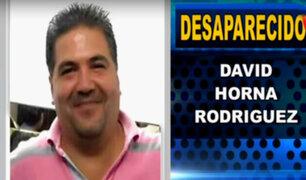 Miraflores: buscan a fotógrafo desaparecido desde hace una semana