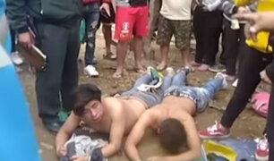 San Martín de Porres: vecinos casi linchan a tres ladrones que asaltaron a una mujer de 62 años