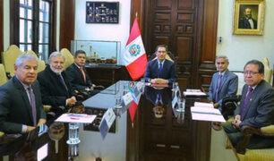Presidente Vizcarra encabezó reunión del Consejo de Estado en Palacio de Gobierno