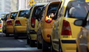 Cercado de Lima: capturan a tres delincuentes que robaban a pasajeros de taxis