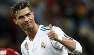 Cristiano Ronaldo habría rechazado una oferta millonaria en la Liga China