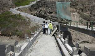 MML se compromete a terminar nuevo malecón de Costa Verde en octubre