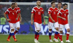 Medios alemanes denuncian presunto dopaje de selección rusa