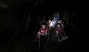 Tailandia: culminó con éxito rescate de niños atrapados en cueva