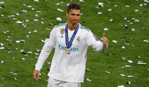 Oficial: Cristiano Ronaldo deja el Real Madrid y ficha por la Juventus