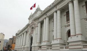 Junta de Portavoces se reúne para evaluar denuncias contra miembros del CNM