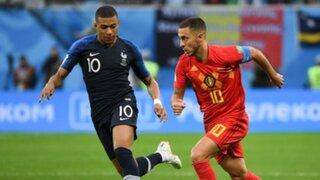 Mundial Rusia 2018: Francia derrota 1- 0 a Bélgica y pasa a la final