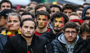 Rusia 2018: los belgas le dicen adiós al Mundial