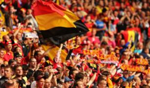 Así reaccionaron los belgas tras eliminación del Mundial