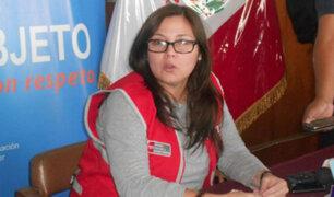 Caso CNM: Ministra de la Mujer indignada por presunto favorecimiento a violador
