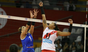 XVII Copa Panamericana: Perú venció por sets continuos a Costa Rica