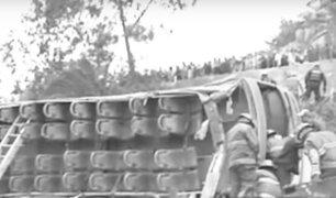 A un año del accidente en el cerro San Cristóbal, la ruta sigue siendo insegura