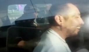 Callao: sujeto ataca a cajera de minimarket de grifo en La Punta
