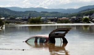 Japón: lluvias e inundaciones dejan un saldo de 179 muertos