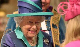 Reino Unido: reaparece la reina Isabell II, tras especulaciones sobre su salud