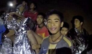 Niños rescatados de cueva en Tailandia no podrán asistir al Mundial Rusia 2018