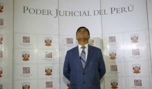 Suspendido juez supremo César Hinostroza fugó del país