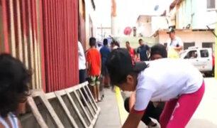 Transforma tu calle: Cambiamos el aspecto del barrio de Puerto Nuevo