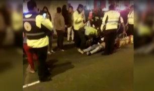 Surco: joven de 19 años queda grave tras ser baleado