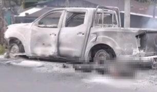 """Colombia: grupo de alias """"Guacho"""" asesina a tres policías fiscales"""
