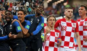 Francia vs Croacia: El emotivo saludo de Perú a los finalistas del Mundial Rusia 2018