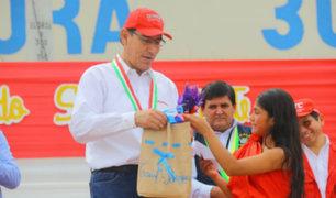 Presidente Vizcarra pide a población elegir bien a sus autoridades en elecciones municipales