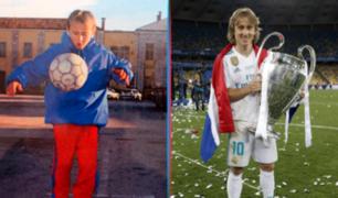 Conozca la historia de superación de Luka Modric