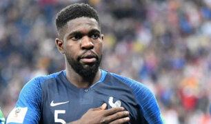 Samuel Umtiti y su decisión entre jugar por Camerún o Francia