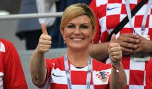 Presidenta croata sorprende al mundo con lección de humildad