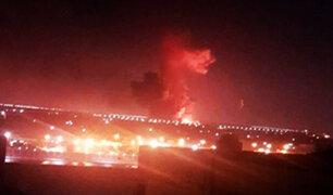 Egipto: al menos 12 heridos deja fuerte explosión en el aeropuerto de El Cairo