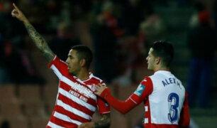 Sergio Peña deja el Granada y jugará en el Tondela de Portugal