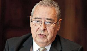 Allan Wagner presidirá Comisión de Reforma judicial