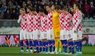 Croacia vs Francia: Croatas se preparan para la final