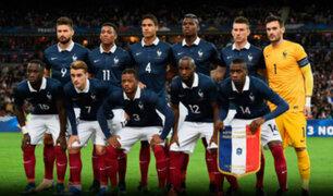 Francia vs Croacia: galos se preparan para la final